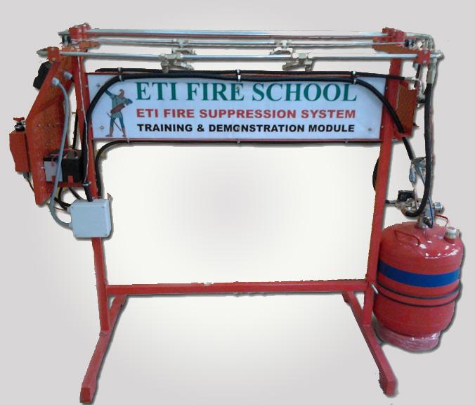 training rig