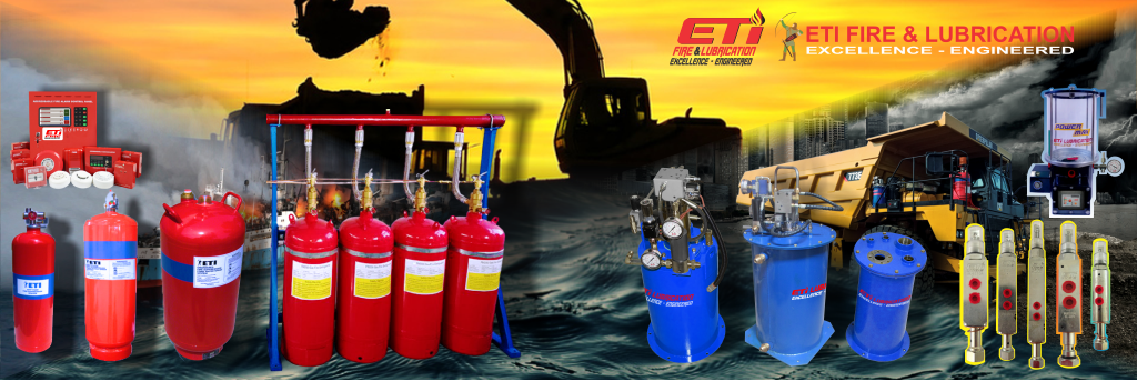 ETI FIRE AND LUBRICATION